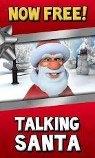 Talking Santa pantallazo1