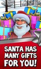 Talking Santa pantallazo2